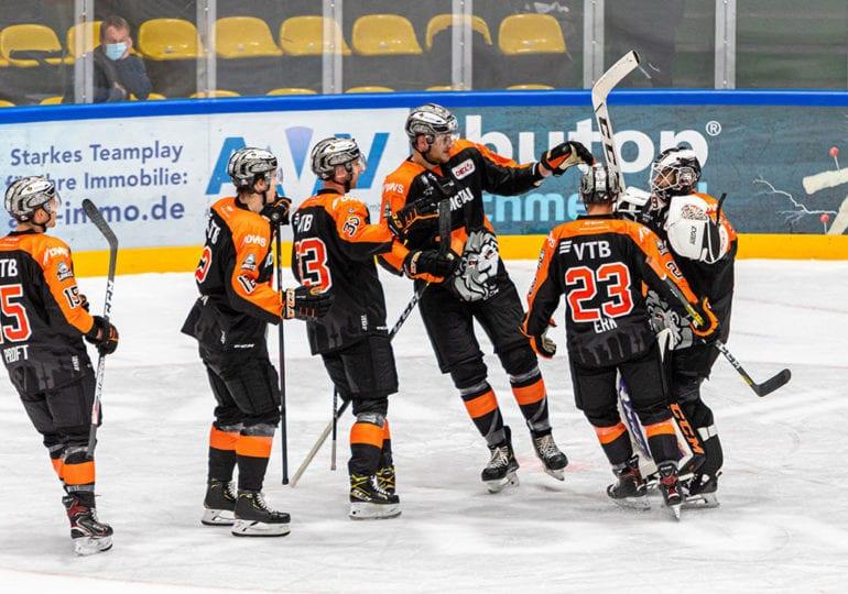 DEL2-Spieltage 25 & 26: Frankfurt mit zwei Siegen zurück