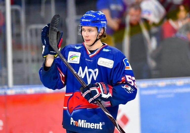 Nächste Saison in Schweden: Detroit Red Wings beenden Leihe von Moritz Seider zu Adler Mannheim