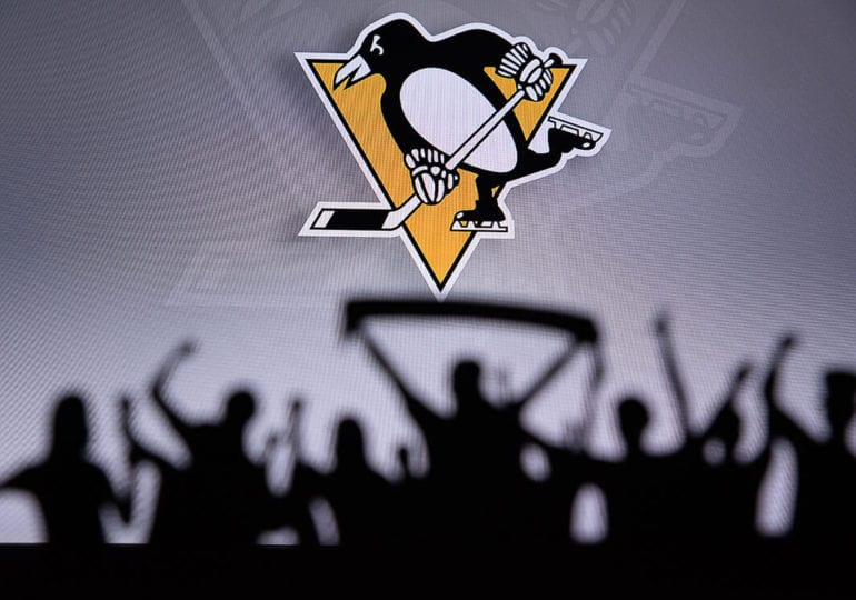 Maskottchen der NHL-Teams #1: Pittsburgh Penguins