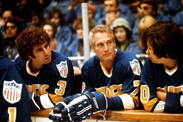 Eishockey im Film #1: Schlappschuss, der Kultfilm schlechthin