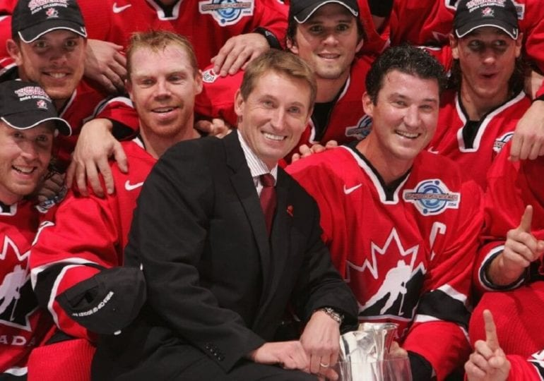 Wayne Gretzky – The Great One