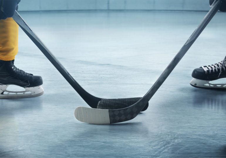 Wie finde ich den richtigen Eishockeyschläger für mich?
