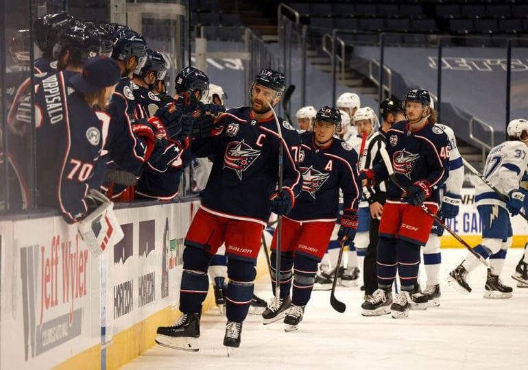 NHL-Update: Blue Jackets besiegen Titelverteidiger
