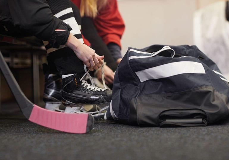 Rituale der Eishockey-Stars #2: Ausrüstungs-Aberglaube