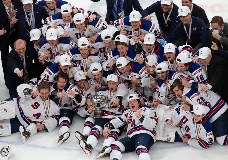 Team USA ist U20-Weltmeister