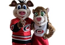 Maskottchen der NHL-Teams #4: Carolina Hurricanes