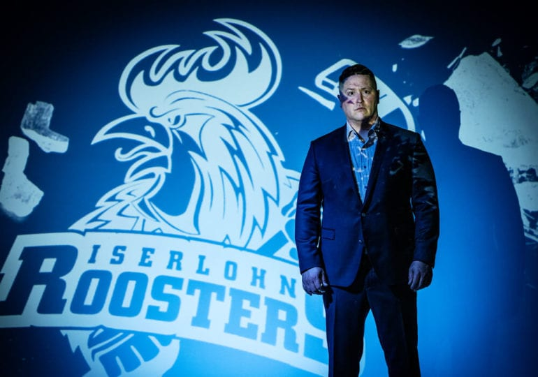 Headcoach Jason O'Leary verlässt Iserlohn zum Saisonende