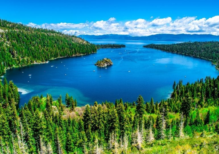 Zwei Tage am See: NHL Outdoors at Lake Tahoe