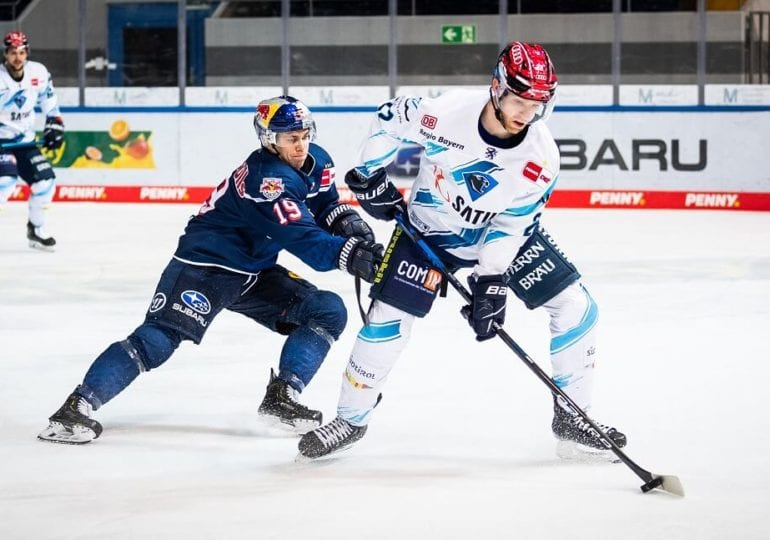 Spielvorschau: ERC Ingolstadt gegen EHC Red Bull München
