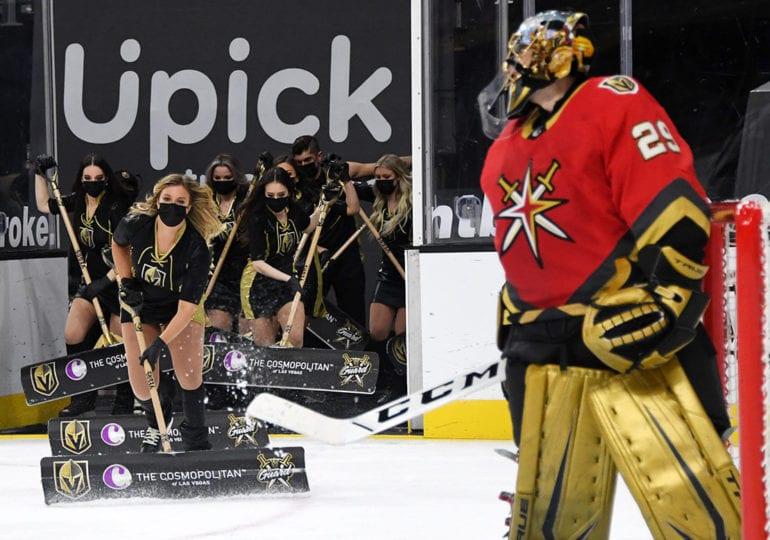 NHL-Update: Vegas räumt auf im Westen