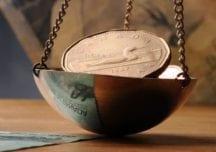 Lucky Loonie: Ein Dollar für Gold
