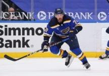 NHL-Update: Blues verteidigen ihren Vorsprung