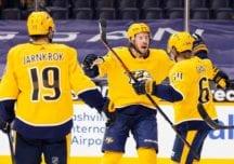 NHL-Update: Duell um die Playoffs zwischen Predators und Stars