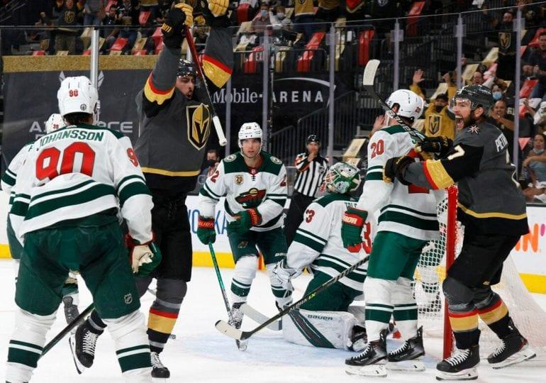 NHL-Playoffs: Pittsburgh und Vegas gleichen aus