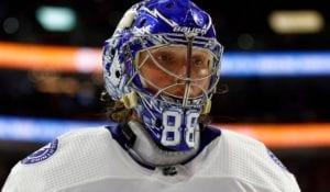 NHL-Playoffs: Titelverteidiger zieht mit Shutout ins Halbfinale ein