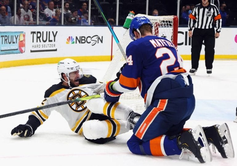 Islanders schalten Bruins aus und stehen im Halbfinale