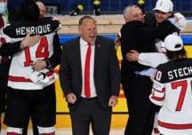 Kanada kürt sich in der Overtime zum Weltmeister