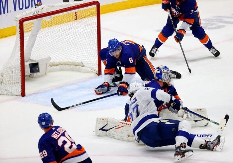 NHL-Playoffs: Pulock rettet Islanders-Sieg im vierten Spiel