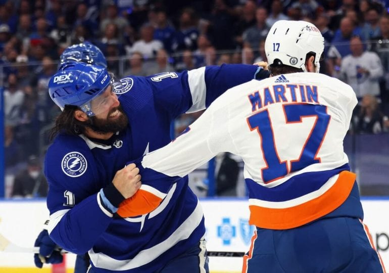 NHL-Playoffs: Titelverteidiger gleicht Halbfinalserie aus