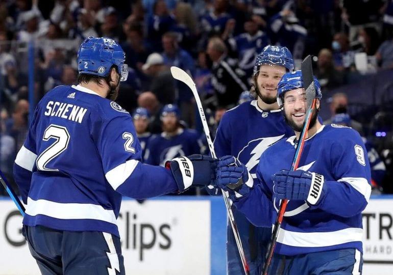 NHL-Playoffs: Tampa Bay Lightning mit Kantersieg im fünften Spiel