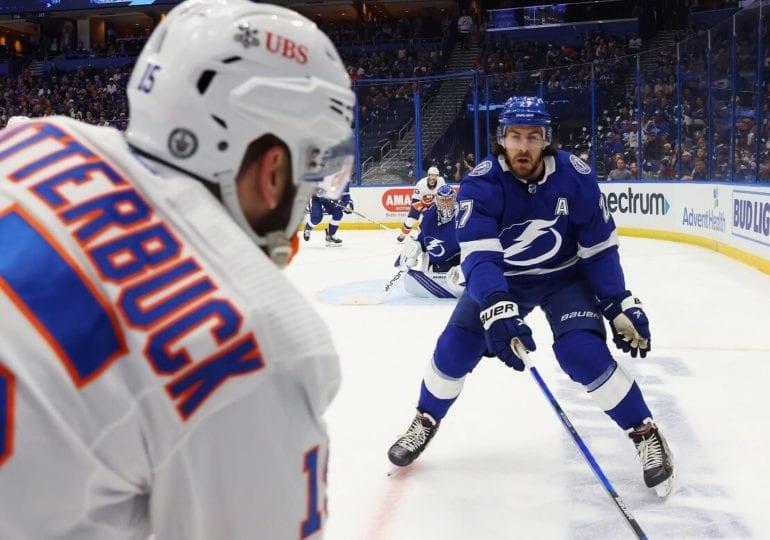 NHL-Playoffs: Shorthander schickt Lightning in die Finals