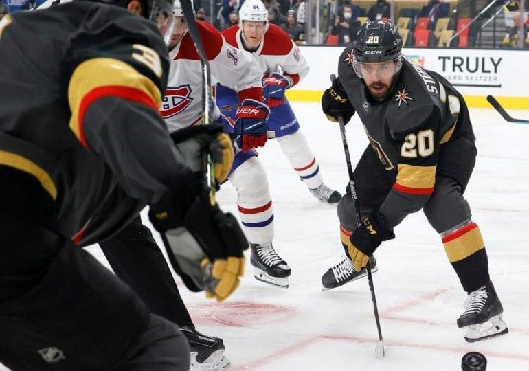 NHL-Playoffs: Golden Knights übernehmen Führung im Halbfinale