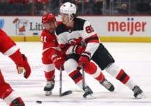 Verwandtschaftliche Verstrickungen beim Pick der New Jersey Devils