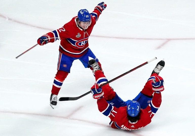 Stanley Cup Finals: Canadiens verhindern Sweep in der Overtime