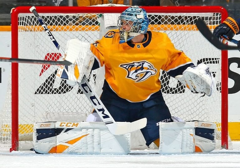 Rücktritt aus der NHL: Pekka Rinne macht Schluss
