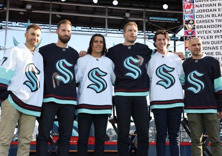 Seattle Kraken fiebern dem NHL-Saisonstart entgegen