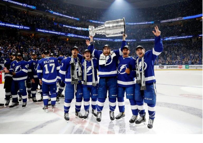 Titelverteidigung geglückt: Tampa Bay Lightning erneut Stanley-Cup-Champion