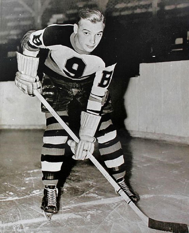 Roy Conacher auf dem Eis