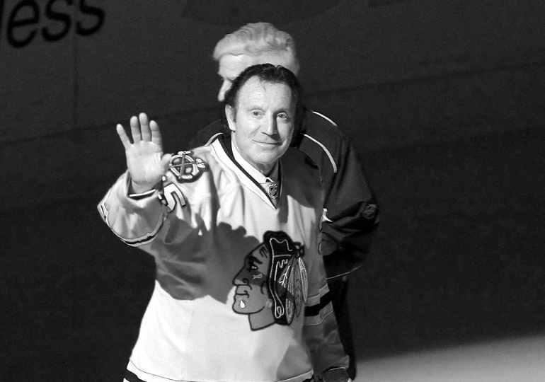 Tony Esposito mit 78 Jahren verstorben